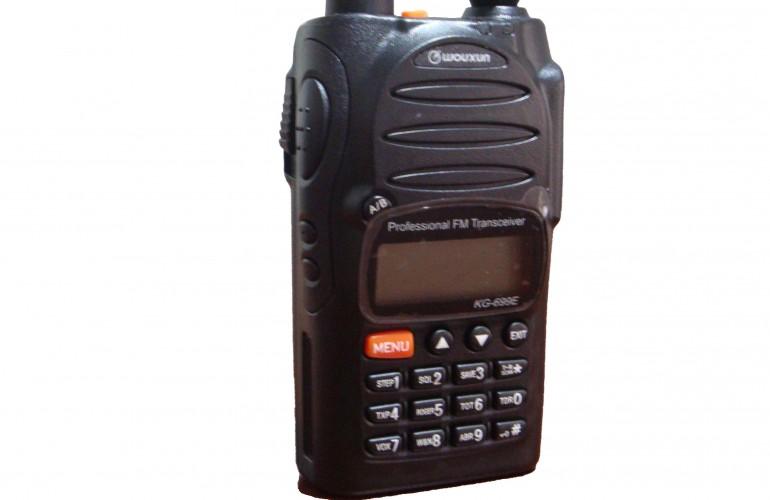 KG – 699 Portátil Radiotransmisor Wouxun