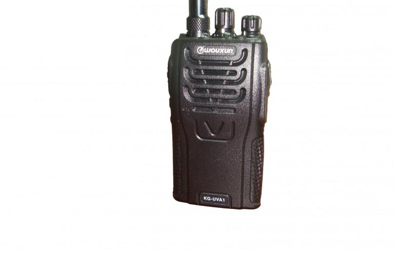 KG – UVA1 Portátil Radiotransmisor Wouxun