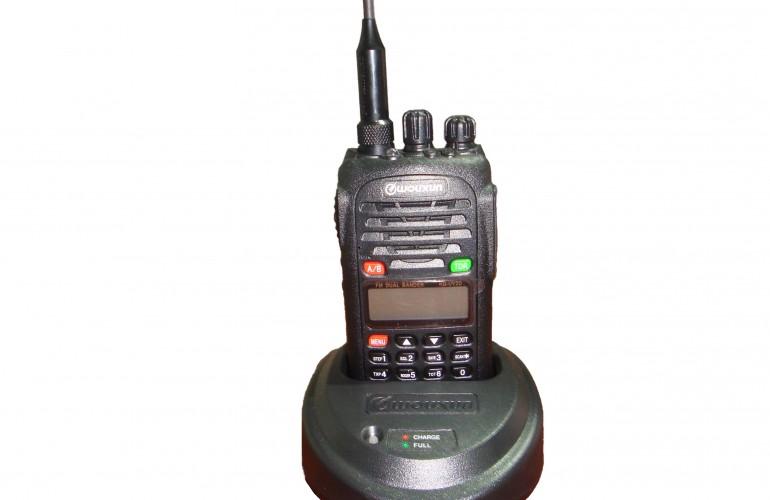 KG – UV2D Portátil Radiotransmisor Wouxun