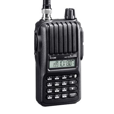 IC – V80 Portátil Radio Aficionado Radiotransmisor ICOM