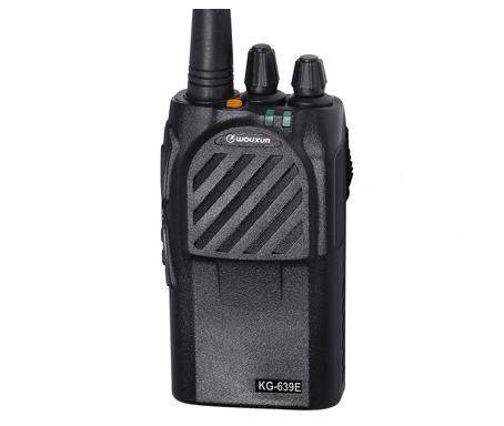 KG – 639E Portátil Radiotransmisor Wouxun