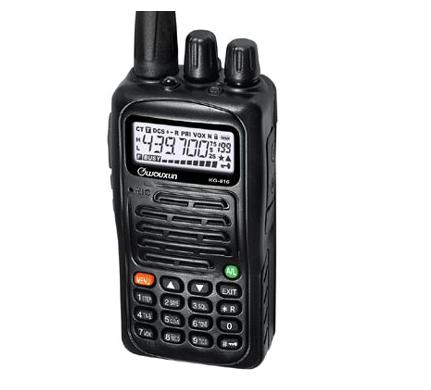 KG – 816 Portátil Radiotransmisor Wouxun