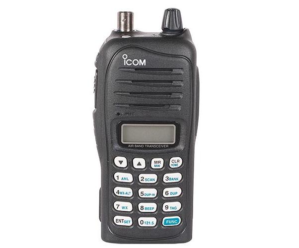 IC – A14 VHF Portátil Aéreo Radiotransmisor ICOM