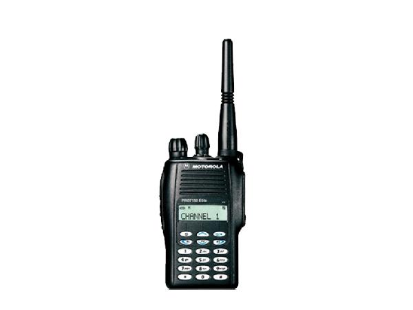 PRO 7150 ELITE Portátil Radiotransmisor Motorola