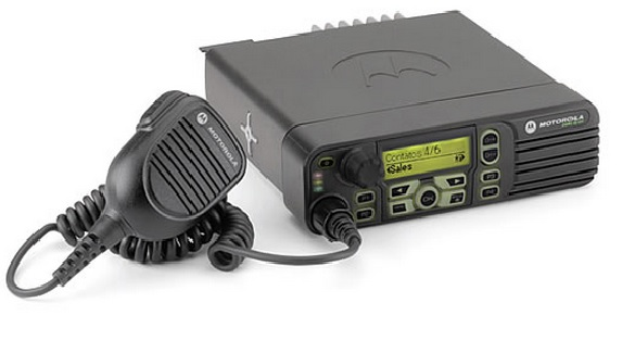 DGM 6100 Móvil Digital Radiotransmisor Motorola *** Producto DESCONTINUADO ***
