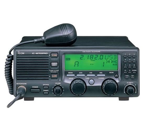 IC – M700Pro Móvil Marino Radio Transmisor ICOM *** Producto DESCONTINUADO ***