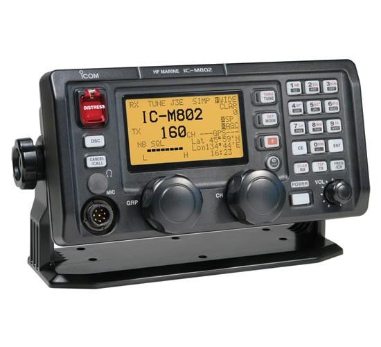 IC – M802 Móvil Marino Radiotransmisor ICOM