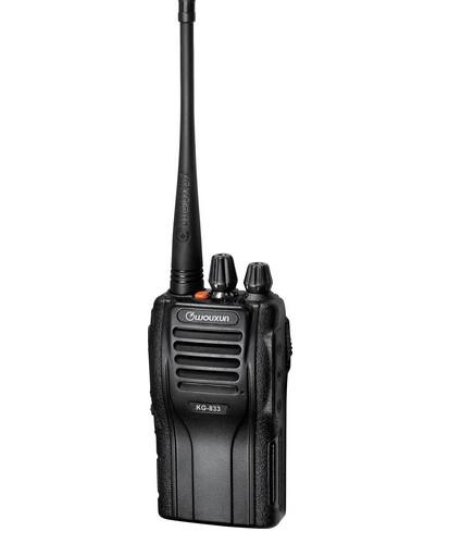 KG – 833 UHF Portátil Radiotransmisor Wouxun