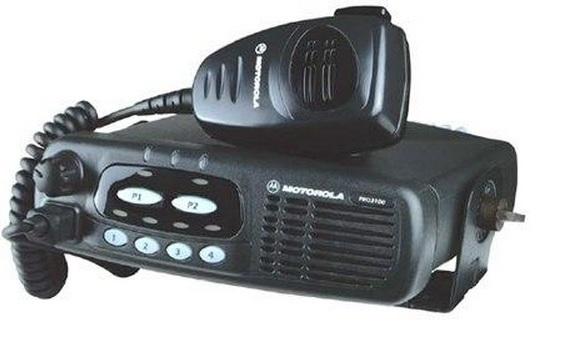 PRO 3100 Móvil Radiotransmisor Motorola *** Producto Descontinuado ***