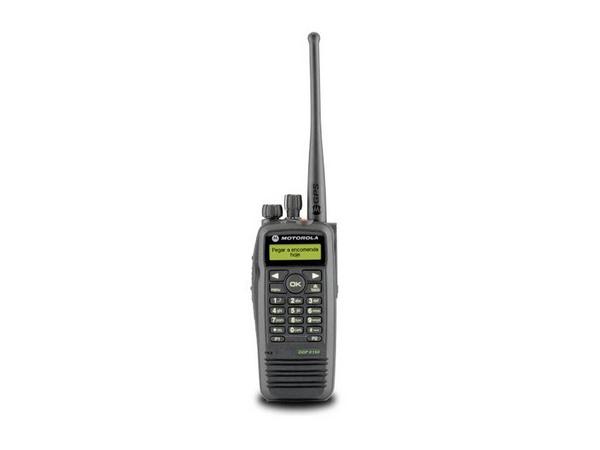 DGP 6150 Portátil Digital Radiotransmisor Motorola  *** Producto DESCONTINUADO ***