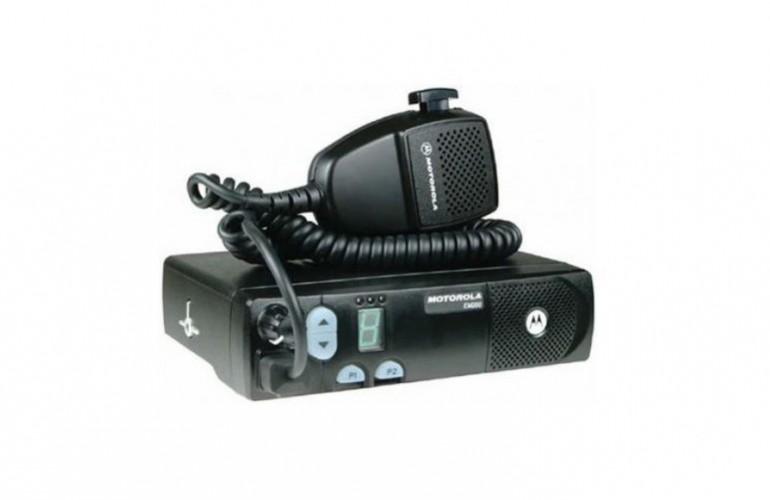 EM 200 Móvil Radiotransmisor Motorola