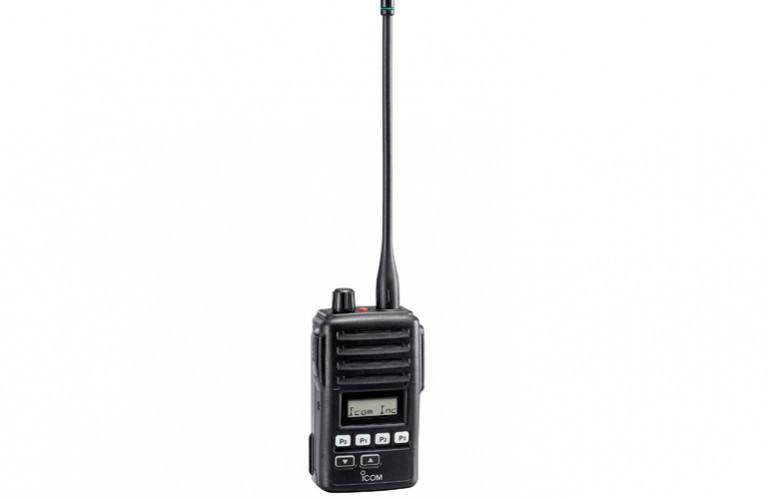 IC – F50V Portátil Radiotransmisor ICOM