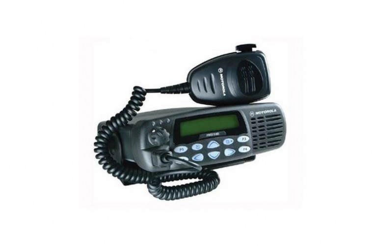 PRO 7100 Móvil Radiotransmisor Motorola *** Producto Descontinuado ***