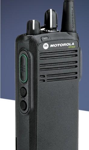 EP 350 MX Portátil Radiotransmisor Motorola