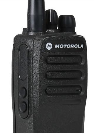 DEP-450 Radio Transmisor Análogo Motorola Portátil